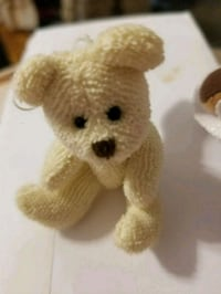 brown and white bear plush toy Metairie, 70005