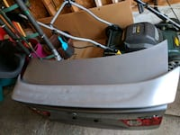 Silver TSX Trunk With Lights NO RUST Toronto, M1C 4R5