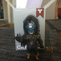 DESTINY 2 CAYDE 6 LIMITED EDITION ACTION FIGURE