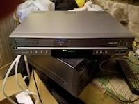 SAMSUNG DVD and VCR