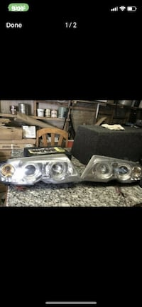 BMW  3-Series coupe headlights Brampton
