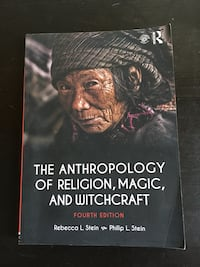 The Anthropology of Religion, Magic and Witchcraft Coquitlam, V3J