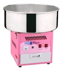 Popcorn & Cotton Candy Machine for Rent! Brampton