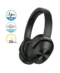 noise cancelling bluetooth headphones  Toronto, M4H 1J4