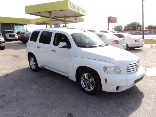 Used 2008 Chevrolet Hhr Lt 2 2l For Sale In Clearwater Letgo