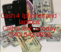 iPhones and laptops Buyer Silver Spring, 20903
