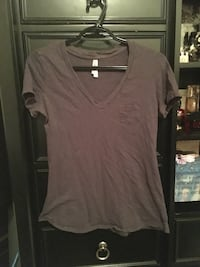 Women's garage tshirt size small