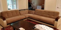 Sofa Couch Bed and Armrest Leesburg, 20175
