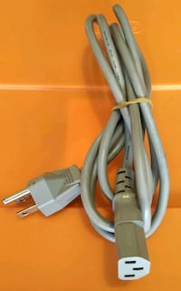 Computer or Monitor Power Cord