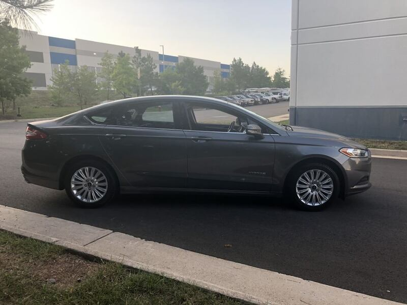 Ford Fusion 2014 7