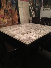 Table marble top OBO Must sell