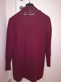 Cardigan bordeaux Carpi, 41012