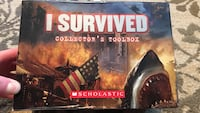 I survived collector's toolbox pack Caldwell, 07006