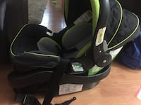 Baby car seat, good till 2022, Good condition as well  Burnaby, V5B 1R6