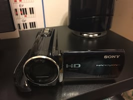 Sony HDR-CX150 (price reduced)