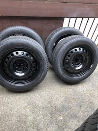 Winter tires and rims Michellin XICE 3 ,,Mazda 6 Mississauga, L5N