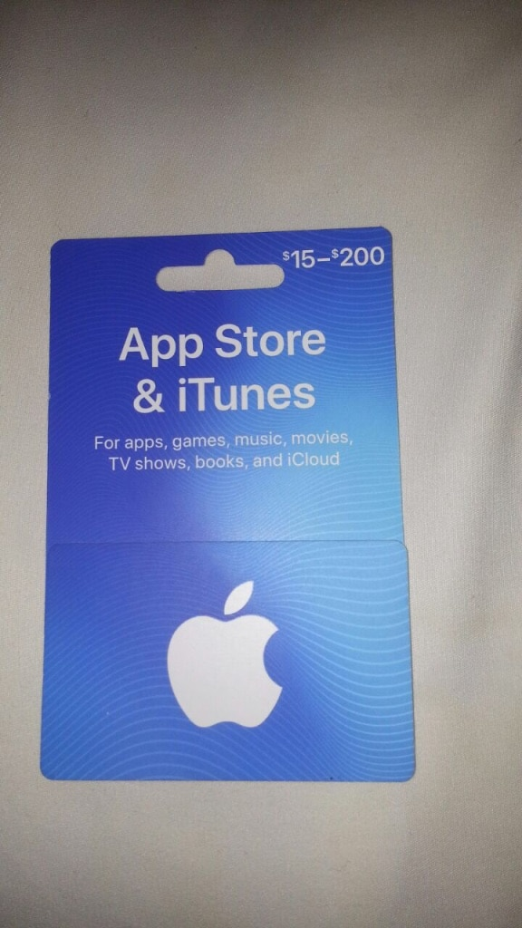 picture relating to Printable Itunes Gift Cards named $15-$200 application retail store itunes present card