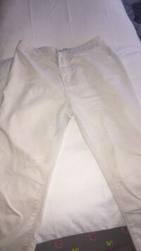 jeans blancs taille 34/24