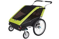 Thule Bike Trailer/ Stroller Combination Edmonton