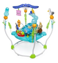 Baby's multicolored jumperoo Winter Haven, 33880