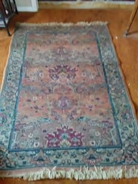 gray, red, and brown floral area rug Syracuse, 13208