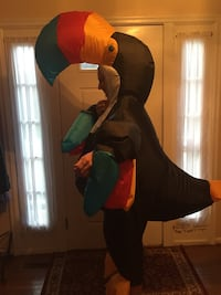 Inflatable Halloween costume- Toucan Poolesville, 20837