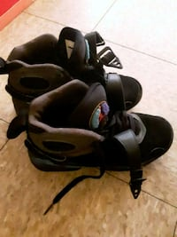 black-and-gray inline skates Washington, 20003