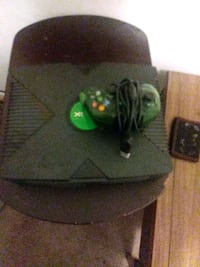 black Xbox One console with controller Arvada, 80002