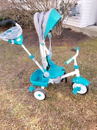 Little tikes 4 in 1 convertible tricycle.  269 mi