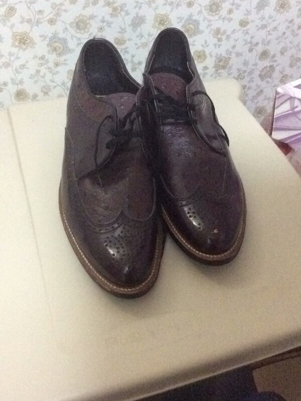 8d17115c758f Used Men's Shoes, (Stacy Adams), Brown, Size 8 1/2 for sale in San Jose -  letgo