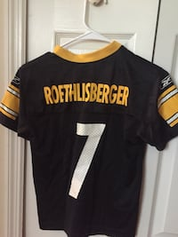 Steelers youth small jersey