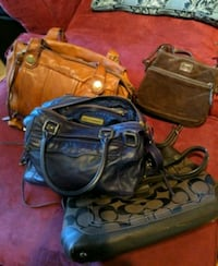 Beautiful high end Purses all in good Condition price is each  Bedford, 03110