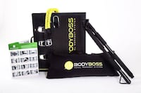 Bodyboss Portable Gym + Extra Resistance Bands