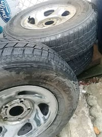 tires hankook 245..75 r16