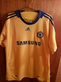 Yellow Chelsea Jersey large  Toronto, M9N 2A7
