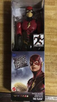Justice League The Flash New York, 10451