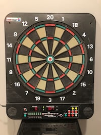 electronic dartboard with transformer. Normal, 61761