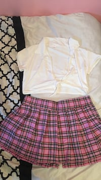 Naughty School Girl Costume Brampton, L6V