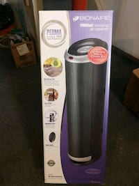 Remote control Air cleaner