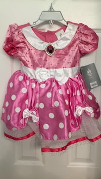 Minnie Mouse costume  Bakersfield, 93313