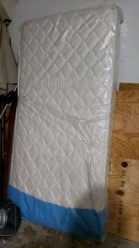 Brand New Twin mattress in package!