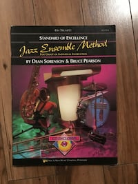 Jazz Ensemble Trumpet Book