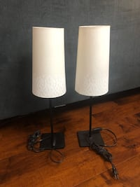 Ikea Table Lamp (2 pieces, used) Los Angeles, 90042