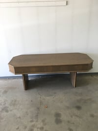 "Wooden table L72""xW30""xH26"" Edmonton, T6E 6G4"