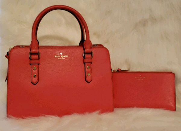 Kate Spade Lise Mulberry Street Satchel 0