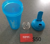 $50 GNC Gift Card and Shake Cup London, N6H 5A7