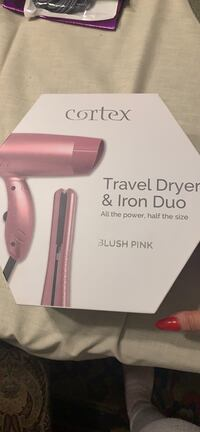Hair dryer and flat Iron Rockville, 20853