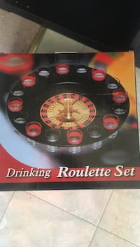 Drinking game roulette Calgary, T3H