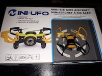 Mini UFO-Drone New in Box 40$ Montréal, H8Y 1R9