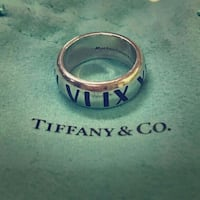 Atlas 2003 Tiffany and co Ring New Westminster, V3M 4X4